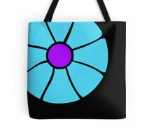 Flower - Turquoisee Tote Bag