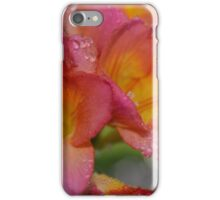 freesia 4 iPhone Case/Skin