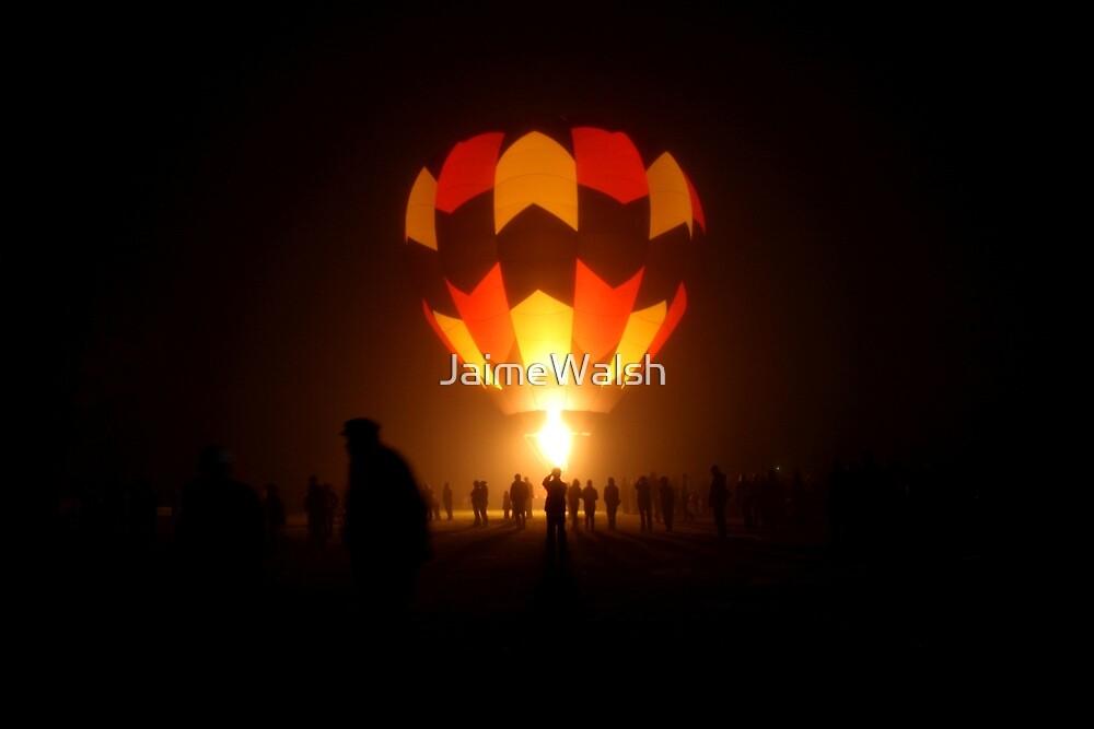The Aliens Have Landed by JaimeWalsh