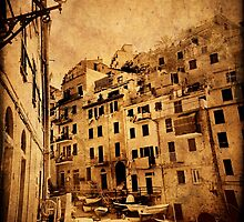 Cinque Terre by Angie Muccillo