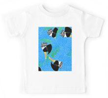 Parrot Pattern Kids Tee
