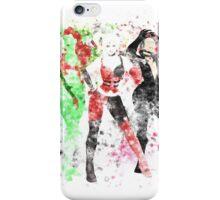 SuperVillain Trinity Splatter Graphic iPhone Case/Skin