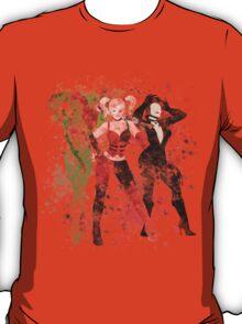 SuperVillain Trinity Splatter Graphic T-Shirt