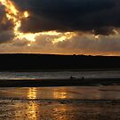daymerbay cornwall by Russell Couch