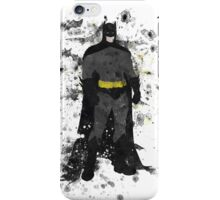 Superhero Splatter Art iPhone Case/Skin