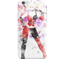 SuperVillain Splatter Graphic iPhone Case/Skin