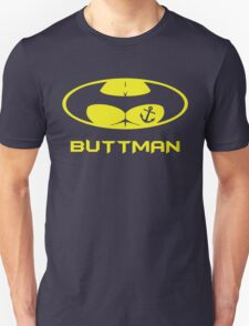 The Buttman Anchor Tatoo  T-Shirt