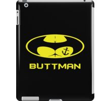 The Buttman Anchor Tatoo  iPad Case/Skin
