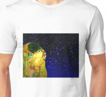The kiss or Gustav Klimt. Unisex T-Shirt