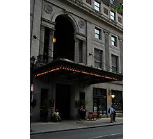 Ben Franklin Hotel  Photographic Print