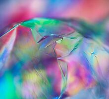 Abstract Rainbow Rock by MartinWilliams