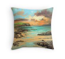 Skye Cliff Throw Pillow