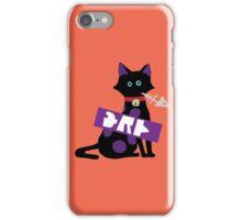 Splatoon SquidForce Splatfest Cat Tee iPhone Case/Skin