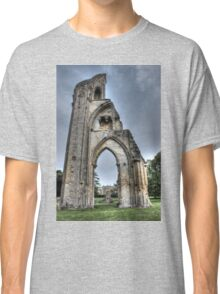 The Past Remains HDR Classic T-Shirt