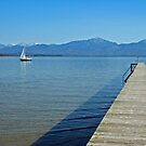 Chiemsee my Love by Greta Schnall
