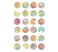 Colored World Photographic Print