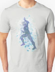 Quicksilver Splatter Graphic T-Shirt