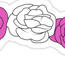 Flower Crown - Transgender Sticker