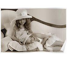 Sweet Dreams Baby Sister... Poster