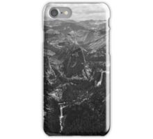 Vernal Falls and Nevada Falls iPhone Case/Skin
