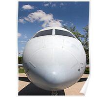 Aircraft Nose 4 Poster