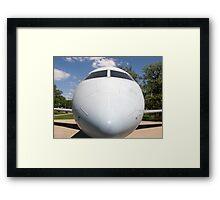 Aircraft Nose 3 Framed Print