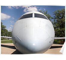 Aircraft Nose 3 Poster