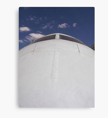 Aircraft Nose 1 Canvas Print