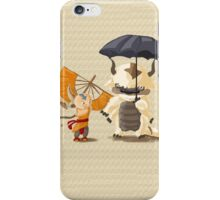 Avatar Totoro iPhone Case/Skin