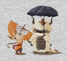 Avatar Totoro Kids Tee