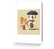 Avatar Totoro Greeting Card