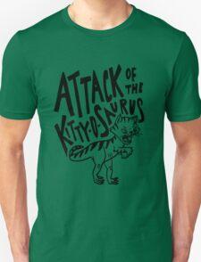 The Attack of Kitty-O-Saurus! T-Shirt