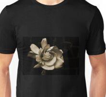 Jasmin In Sepia Unisex T-Shirt