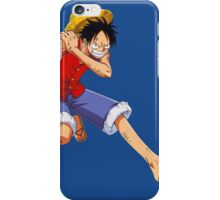 Monkey Luffy iPhone Case/Skin