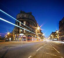 Argyle Street - Glasgow by Daniel Davison