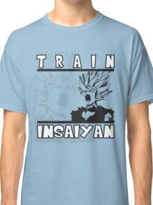 Train Insaiyan - Teen Gohan Classic T-Shirt