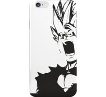 Train Insaiyan - Teen Gohan iPhone Case/Skin