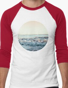 Pacific Ocean Men's Baseball ¾ T-Shirt