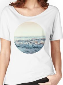 Pacific Ocean Women's Relaxed Fit T-Shirt
