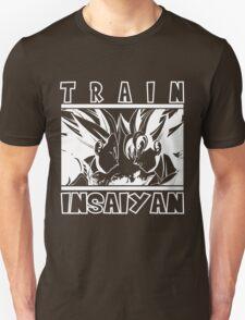 Train Insaiyan - dark Unisex T-Shirt