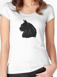 Maine Coon Women's Fitted Scoop T-Shirt