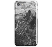 Half Dome from Glacier Point 4 iPhone Case/Skin