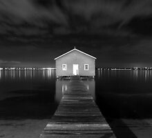 Boatshed by blueeyesjus