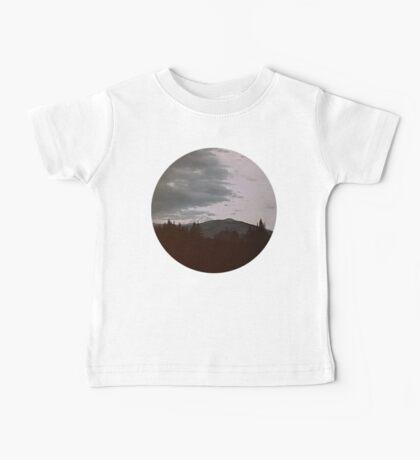 Oregon Landscape Baby Tee