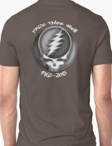 "Grateful Dead ""Fare Thee Well"" 50th Anniversary Steal Your Face GD50 T-Shirt"