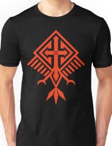Bird of Pray (red) Unisex T-Shirt