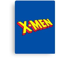 The Uncanny X-Men Canvas Print