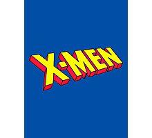 The Uncanny X-Men Photographic Print