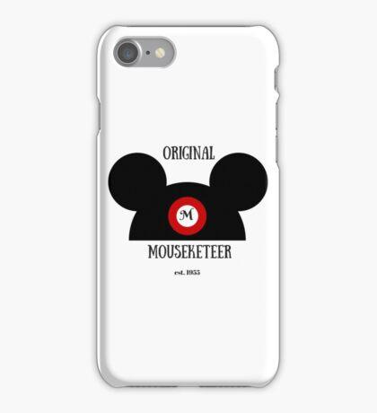 Original Mouseketeer iPhone Case/Skin
