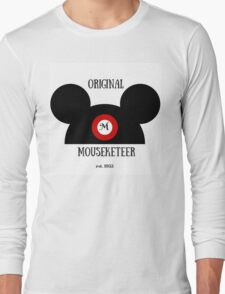 Original Mouseketeer Long Sleeve T-Shirt